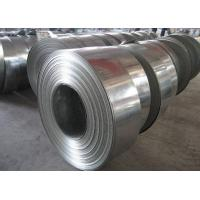 Galvanized Stainless Steel Strip Coil Chromated AFP Treatment 0.12MM - 4.0 MM Manufactures