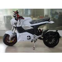 Cm X8 All Electric Motorcycle , Electric Motocross Motorcycle Color Customized Manufactures