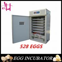 Hot sell Automatic 528 eggs Incubator  best price LH-6 Manufactures