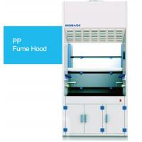 Biobase PP Fume Hood/Laboratory fume hood/ventilation fume hood resistant to strong acid,alkali and anti-corrosion Manufactures