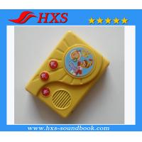 China 2015 hot sale miniature radio electronic kids toy for the blind/kids learning books on sale