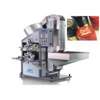Lipstic Gold Hot Stamping Foil Machine 3600Pcs / Hr Letterpress Plate Type Manufactures