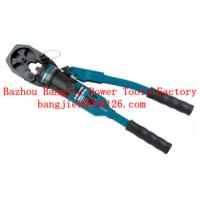 Hydraulic crimping tool Safety system inside KDG-200 Manufactures