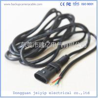 Dustproof Internal Machine Power Cord Cable , TPU PVC Video Camera Cable Manufactures