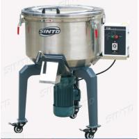 Quality Rolling Barrel Type Plastic Raw Material Mixer Advanced Design Easy Operation for sale