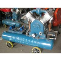 S1125 Diesel Mini Reciprocating Air Compressor 4 Cylinder 25 HP For Pneumatic Tools Manufactures