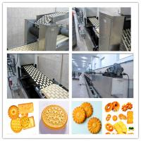 durable cookies biscuit production line Manufactures