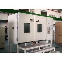 China 10%~98% RH Temperature Humidity Test Chamber SUS304 Stainless Steel Air Cooling on sale