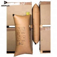 China Kraft Paper 1 Bar Dunnage Air Bag 800*1200mm on sale