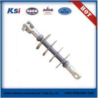OEM designed 11kv / 33kv composite suspension insulator at competitive price Manufactures