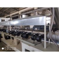 High Speed Plastic Sheet Extrusion Line For PC Hollow Plate / Polycarbonate Profile Sheet Manufactures