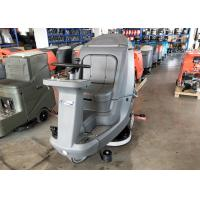 510 Inch Double Brushes Commercial Floor Cleaning Machines For Warehouse Manufactures