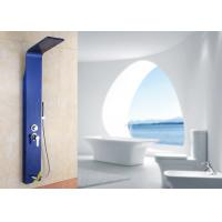 Wall Mounted Thermostatic Shower Panel Column Tower Plastic Shower Head ROVATE Manufactures