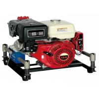 600l / Min Flow Rate Diesel Fire Pump , 0.55mpa Rated Pressure Fire Fighting Pumps Manufactures