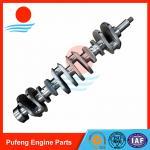 automobile spare parts Hino crankshaft W06D Manufactures