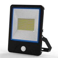 SAA TUV Cetification 150W LED PIR Floodlights 360 Degree with Sensor Manufactures