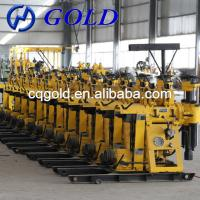 Hydraulic Water Hole Drilling Rig HZ-180YY Borehole Drilling Equipment Manufactures