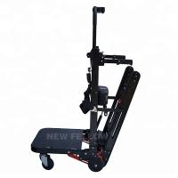 NF - WD03 Electric Automatic Stair Climbing Cart With Four - Wheel In Black Manufactures