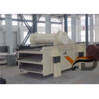 Heavy Duty Horizontal Vibrating Screen For Stone Crusher / Ore Dressing Manufactures