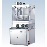 Smooth Surface Tooling Turret Tablet Press , High Speed Press Machine For Effervescent Tablet Manufactures
