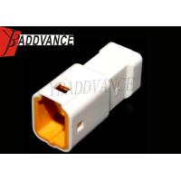 6 Way Male JWPF Series Automotive Electrical Connectors With Terminals Manufactures
