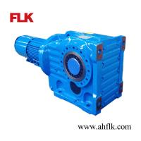 Helical Bevel Geared Motor for Rubber Creper Machine Manufactures