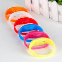 wholesale glow bracelets radio remote controlled led wristbands Manufactures