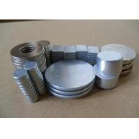Rare Earth Neodymium Disc Magnets Powerful Magnetic For Synchronous Motor Manufactures