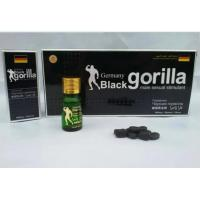 Germany Black gold BLACK Gorilla male sex pill long lasting sex capsule Manufactures