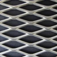 China Standard Type Expanded Galvanized Steel Mesh Expanded Metal Panels For Construction Usage on sale