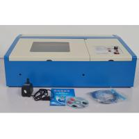 China High Speed Motherboard Laser Engraving Machine 3020 For Acrylic , Leather on sale