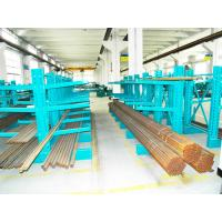 Cold Rolling Steel Cantilever Racking System For Particular Business / Product Line Manufactures