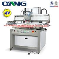Quality Semi Automatic Non Woven Fabric Screen Printing Machine Price for sale