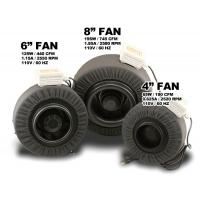 China 6-12 Inline duct fan for Greenhouse  on sale