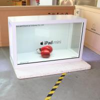 HD Transparent Monitor Screen / Durable Flexible Transparent Display Manufactures