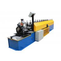 Metal Drywall Stud Roll Forming Machine With Safety Cover For Ceiling Manufactures
