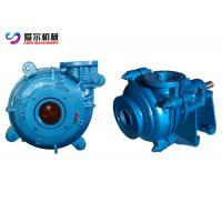 Low Pressure Mining Slurry Pump , Diesel Slurry Pump Heavy Duty Corrison Resistant  Manufactures