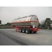 42500L SUS Insulation Tank Transportation for Chemical Fluid Delivery (HZZ9407GHYB1) Manufactures