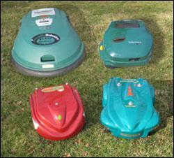 China Robot lawn mower(smart lawn mower,grass cutter) on sale