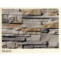 2014 hot sell light weight exterior faux brick panel Manufactures