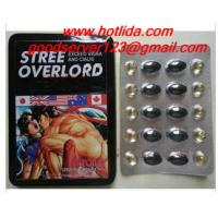 STREE OVERLORD STRONG MALE ENHANCER SEX PILL Manufactures