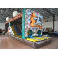 China The Stone Age Closed Inflatable Jumping House,Hot sale Inflatable Animals Bouncer on sale