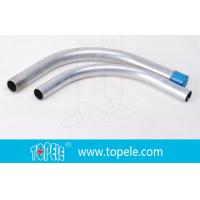 """Buy cheap Galvanized Steel EMT Tube / EMT Conduit And Fittings From 1 / 2"""" to 4"""" from wholesalers"""