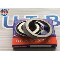 China High Speed 52100 Chrome Steel Roller Bearing , Single Row Motorcycle Wheel Bearings on sale