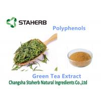 Yellow Brown Powder Antioxidant Powder Supplement Polyphenols 98% Cas 84650-60-2 Manufactures