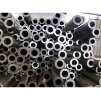 Structural Aluminum Round Tubing Mill Finish Surface Treatment For Military Equipment Manufactures