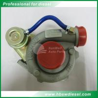 FAW truck parts turbocharger GT22 704809-5002 Manufactures