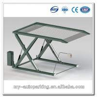Two Vehicle Car Parking Lift China Scissor Car Park System Garage Lift Manufactures