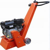 13HP Asphalt Scarifying Machine 6 Blades With Honda Gasoline Engine Manufactures