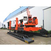 Small ZYC120 Hydraulic Static Pile Driver Machine For PHC Pile With One Year Warranty Manufactures